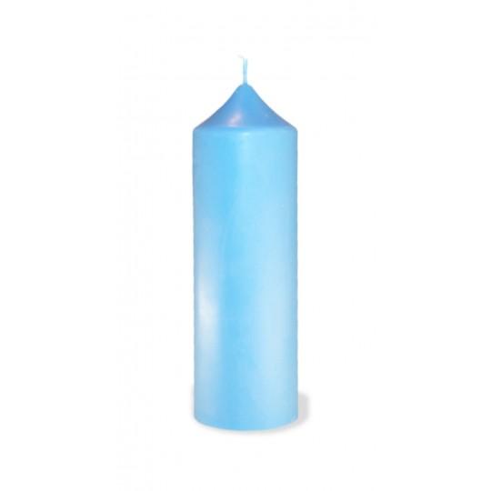 Bougie Sansevieria Bleue