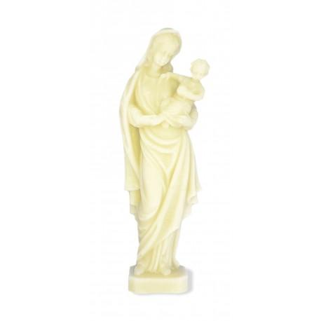 Bougie Matrice Divine à l'enfant Blanche