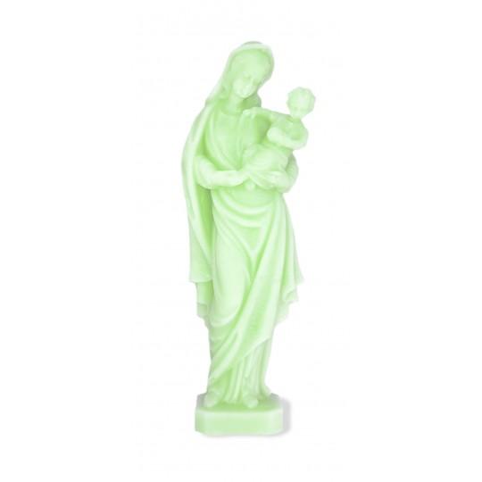Bougie Matrice Divine à l'enfant Verte