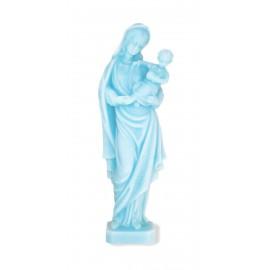 Bougie Matrice Divine à l'enfant Bleue